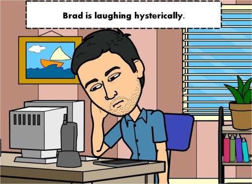 Brad bitstrip